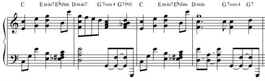 Have Yourself A Merry Little Christmas Chords.Greg Howlett Chord Changes In Have Yourself A Merry