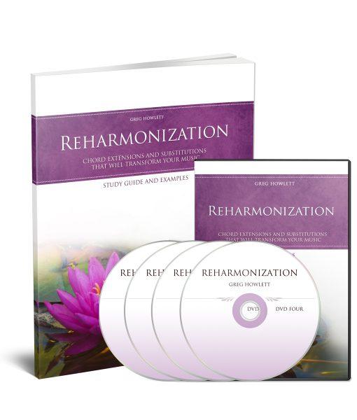 reharmonization-main