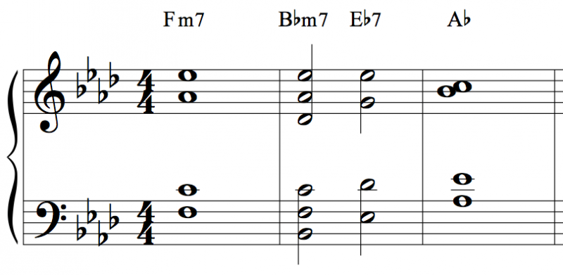 Greg Howlett Matching Harmony With Melody Part 2