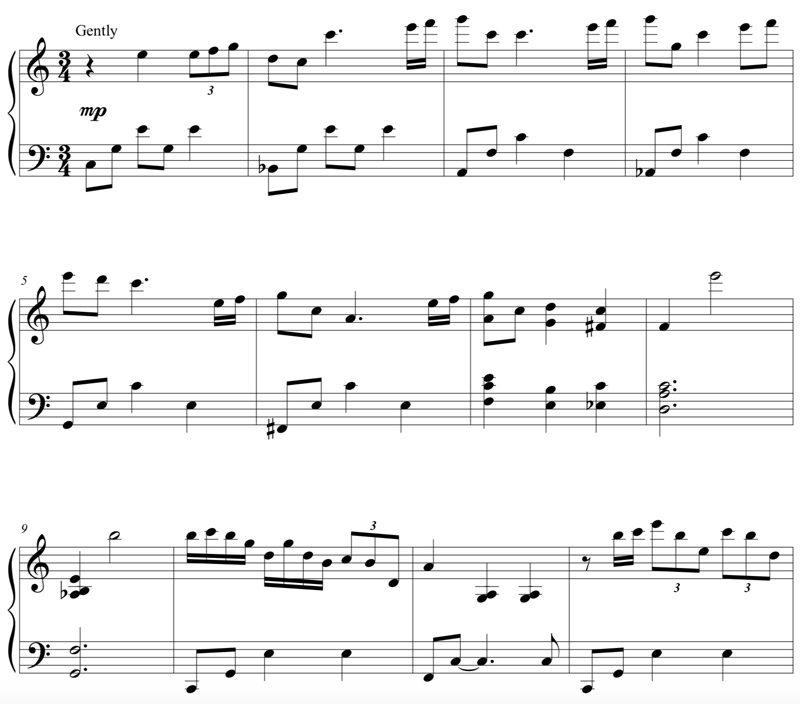 All Music Chords sheet music for say something : Greg Howlett - Arranging for Dummies (Part 3)